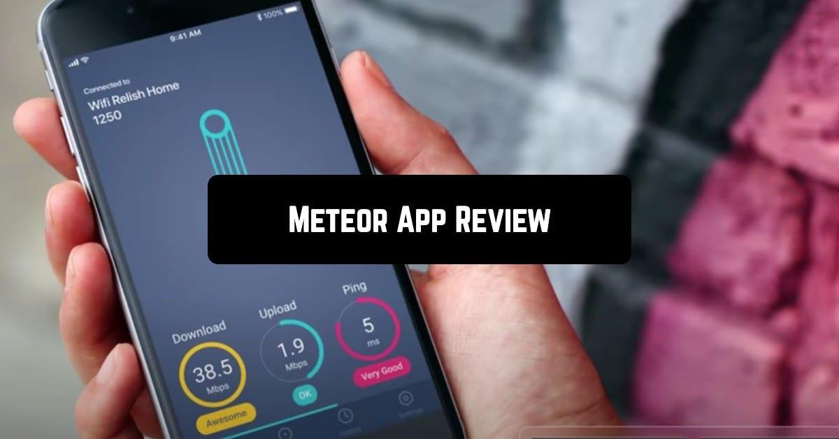 Meteor App Review