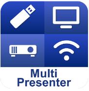 MultiPresenter app