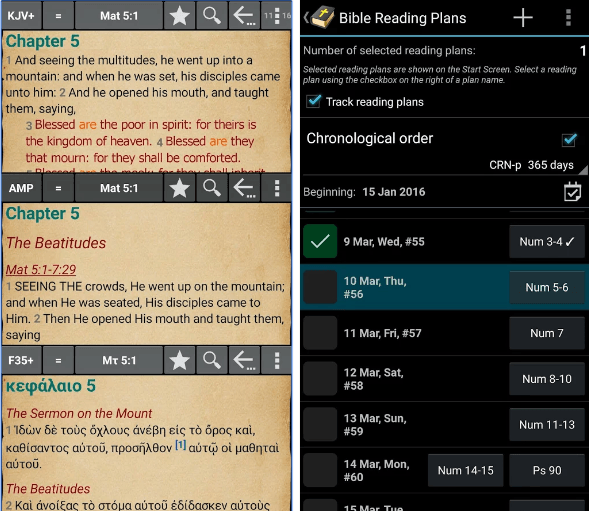 11 Offline Bible apps for Android | Android apps for me  Download