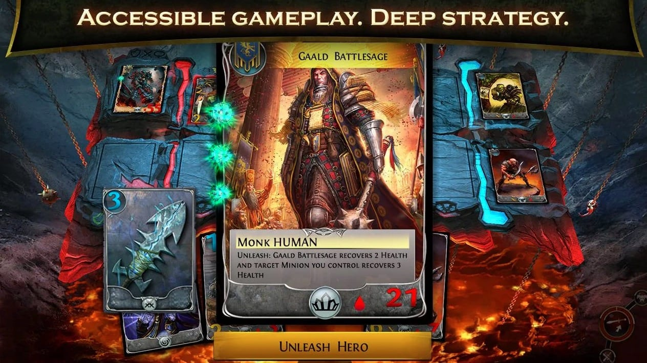 Order & Chaos Duels game