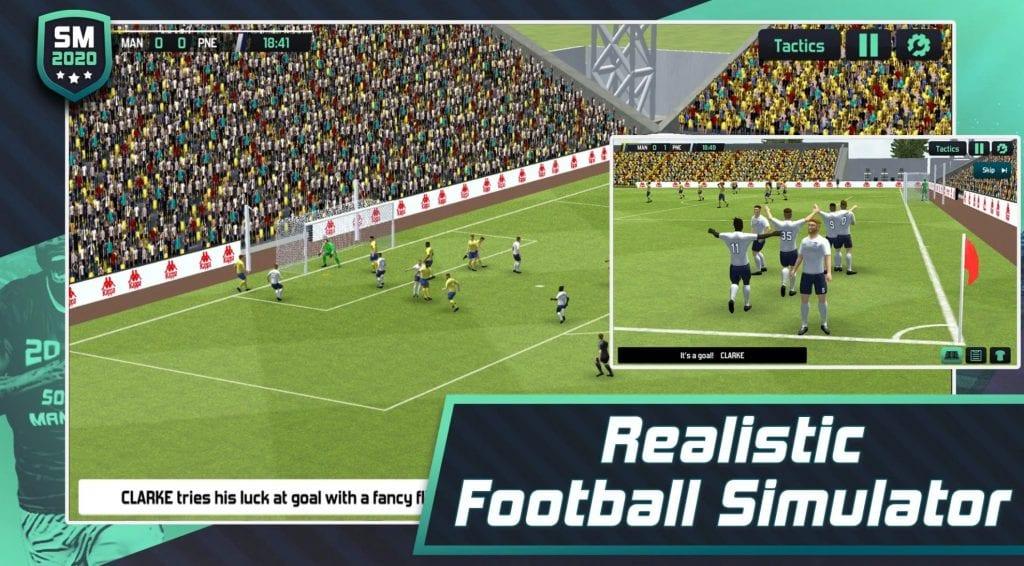 Soccer Manager 2020 - Football Management Game