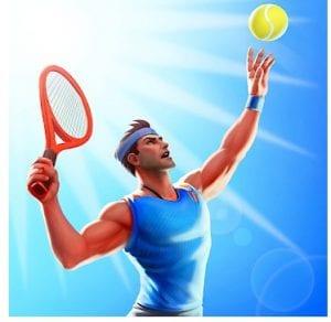 Tennis Clash logo
