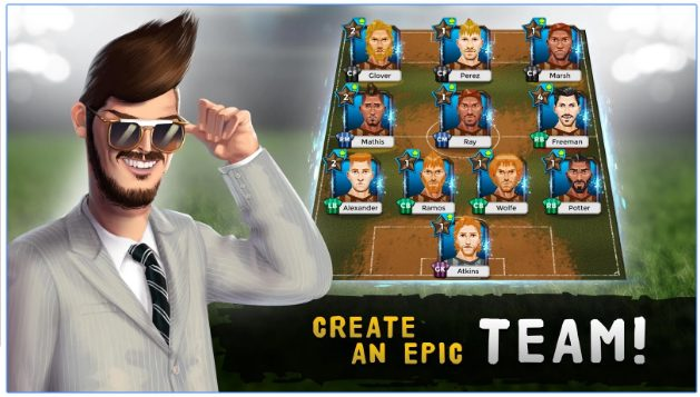 Underworld Soccer Manager 18
