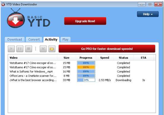 YTD app
