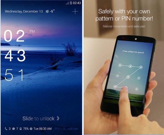 dodol locker app