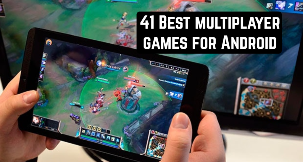 best bluetooth multiplayer android games