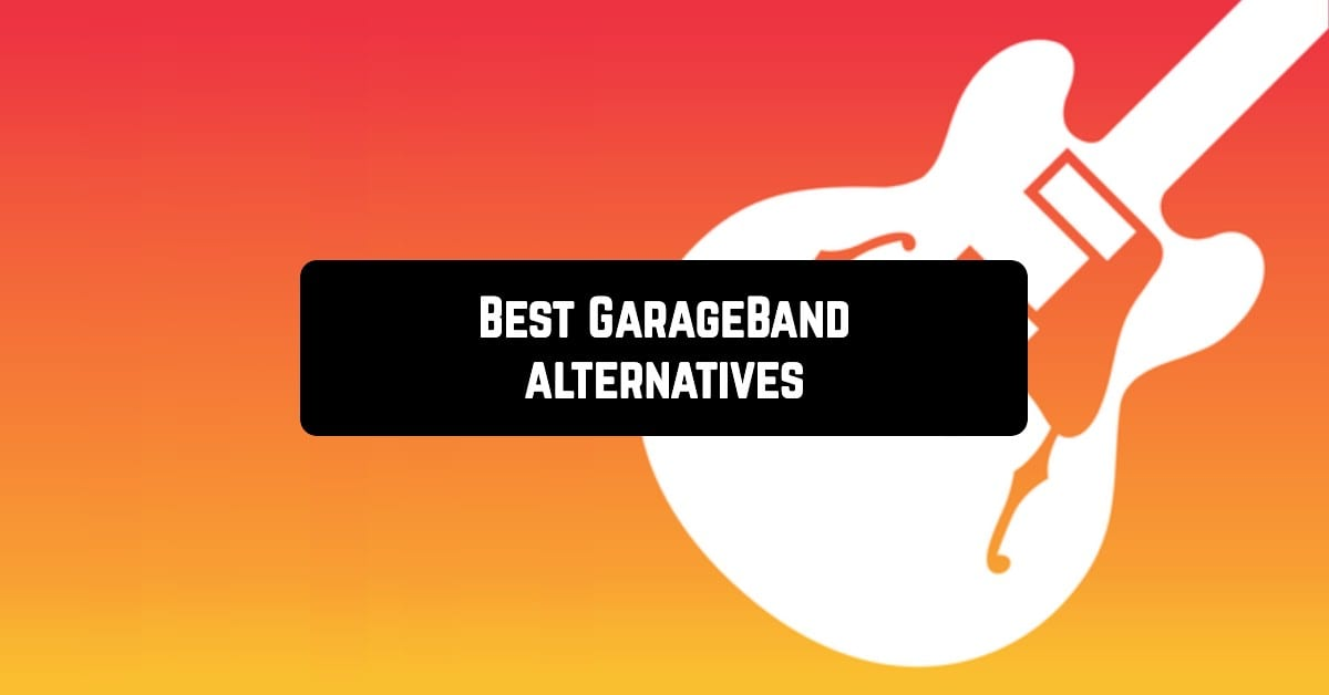 Best GarageBand alternatives for Android