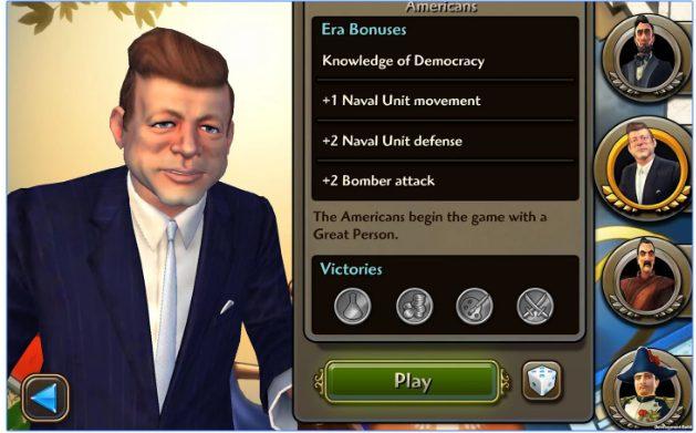 Civilization Revolution 2 app