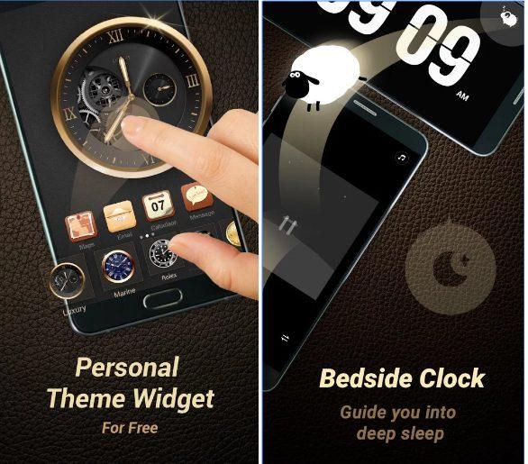GO Clock app