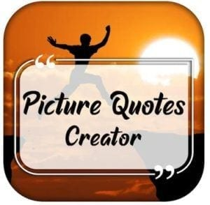 Picture Quotes Creator logo