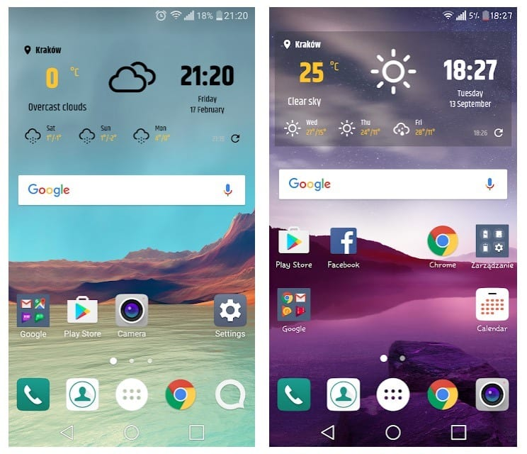 26 Free Clock widgets for Android | Android apps for me