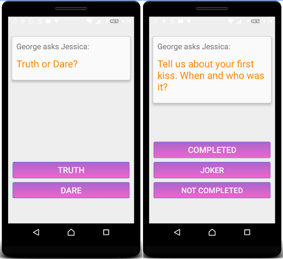 9 Best Truth Or Dare Apps For Android Android Apps For Me