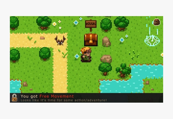 evoland screenshot