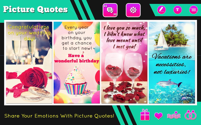 15 Best Quotes creator apps for Android | Android apps for me ...