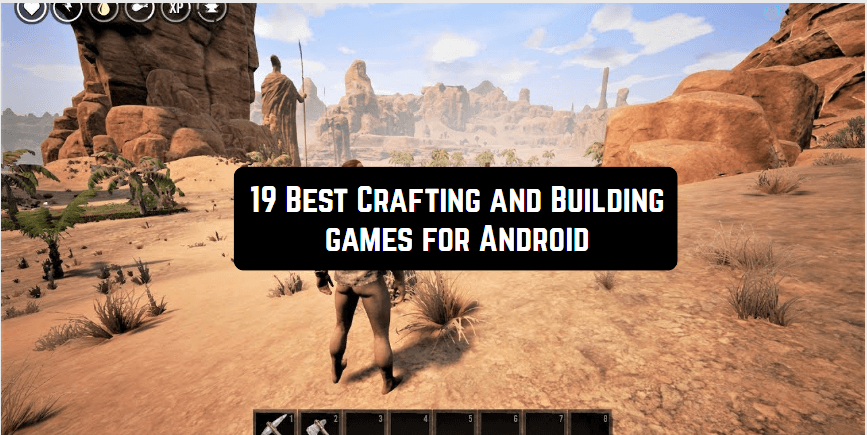 19 Best Crafting and Building games for Android