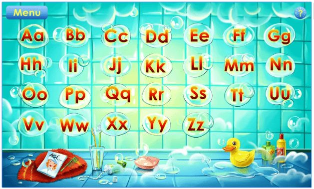 ABCD for Kids app