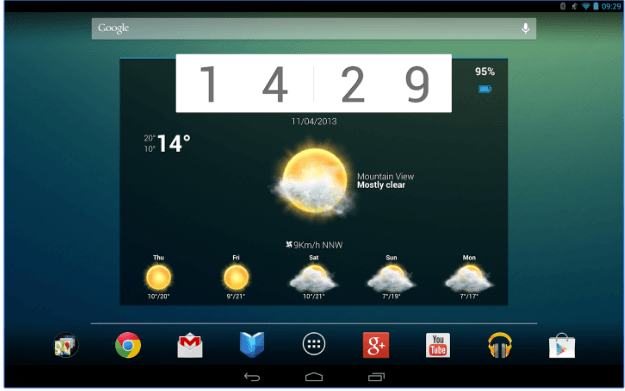 Beautiful Widgets Pro app