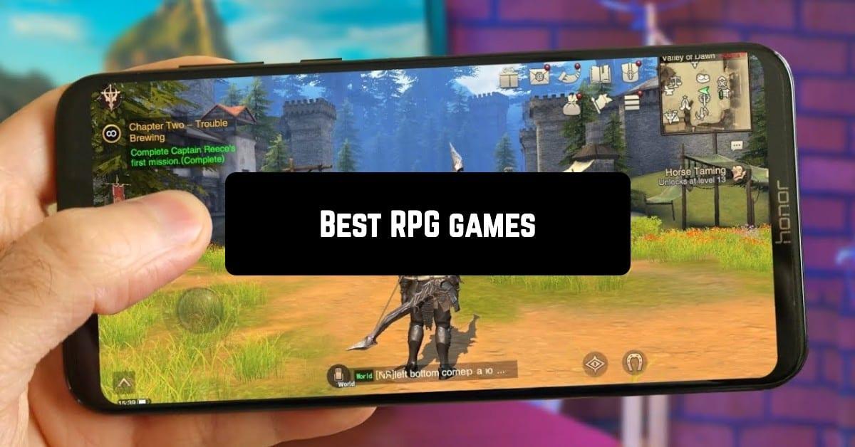 Best RPG games