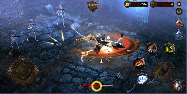 BloodWarrior app