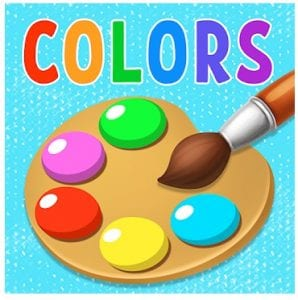 Colors for Kids, Toddlers, Babies - Learning Game logo
