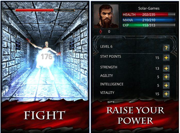 Dungeon Explorer II app