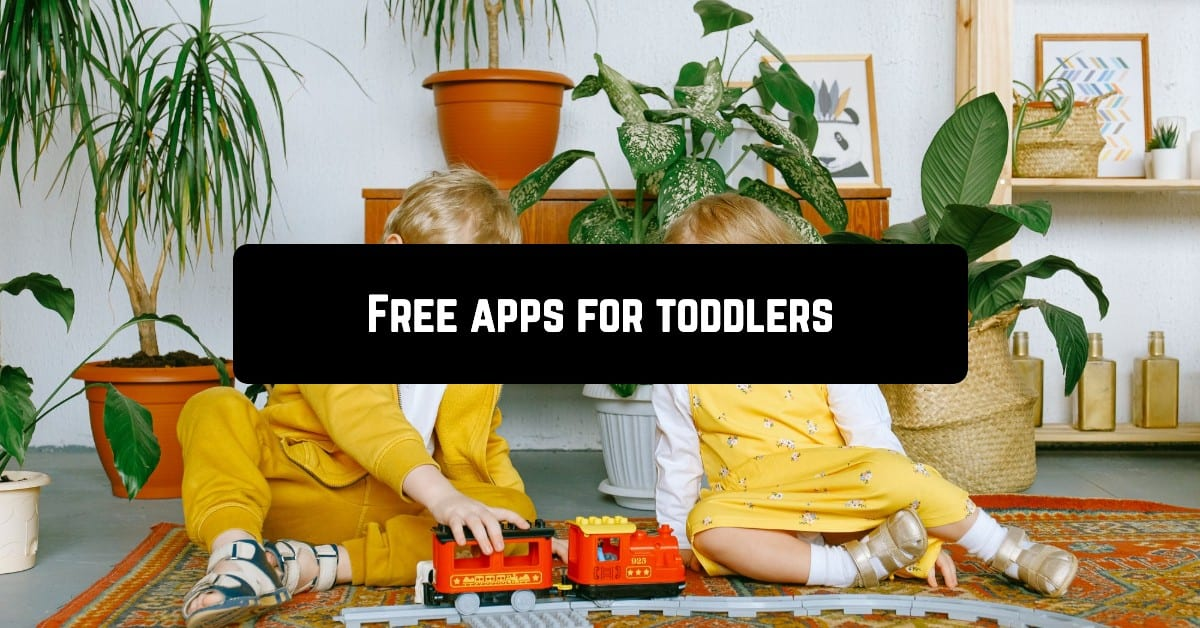 Free android apps for toddlers