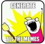 GATM Meme Generator app