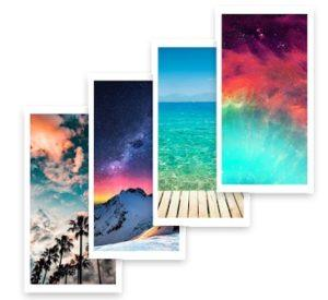 HD Wallpapers Backgrounds logo