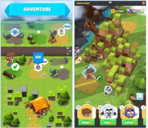 Idle Mining Empire app