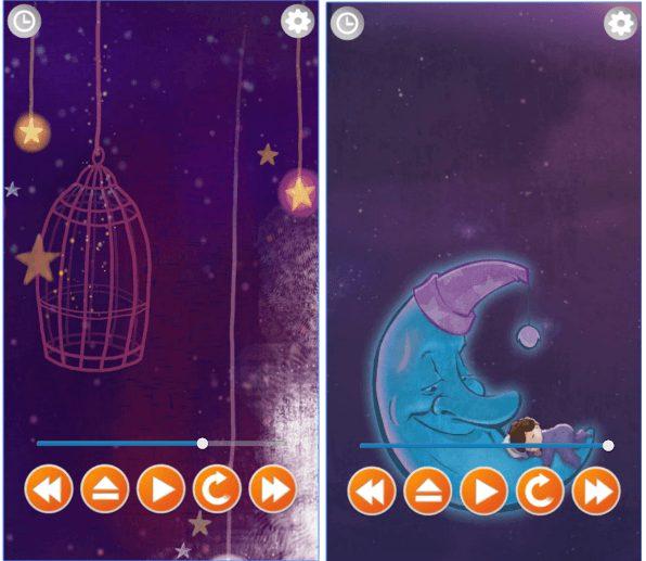 Lullabies Relax & Sleep Baby app