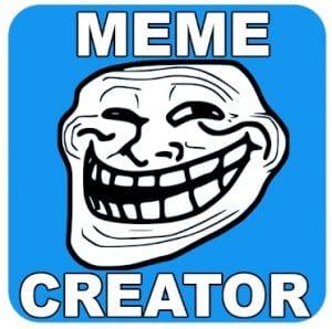 Meme Generator - Create funny memes logo