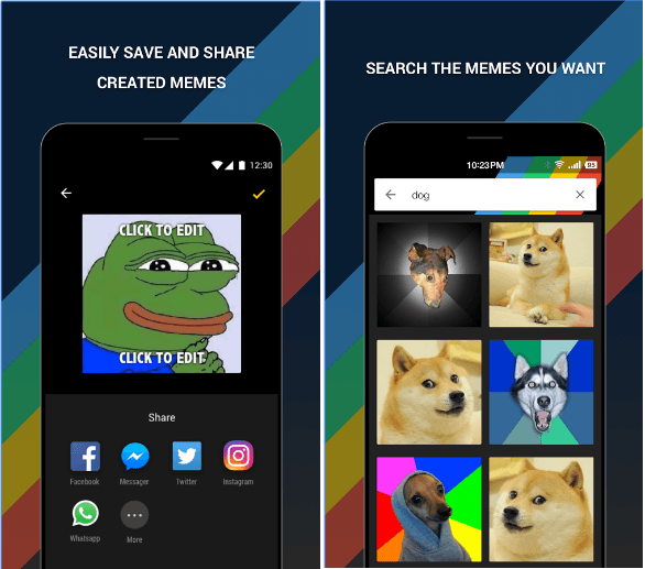 Meme Generator Pro app 11 meme generator apps for android android apps for me download