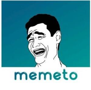 Memeto - Free Meme Maker logo