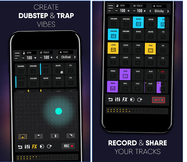 9 Best Android apps to make Dubstep | Android apps for me ...
