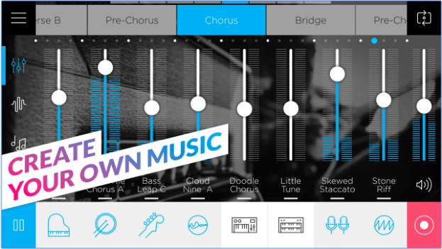 21 Android apps to make your own music | Android apps for me