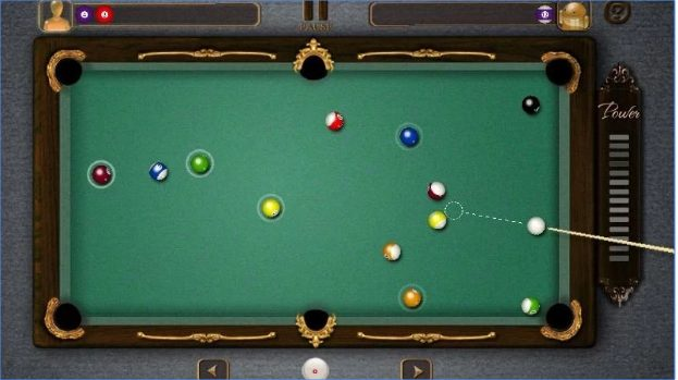 Pool Billiards Pro app