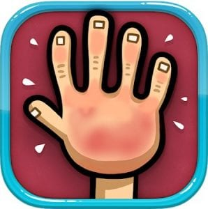 Red Hands – 2-Player Games logo
