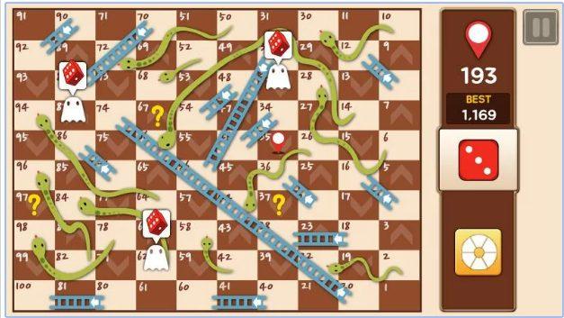 Snakes & Ladders King app