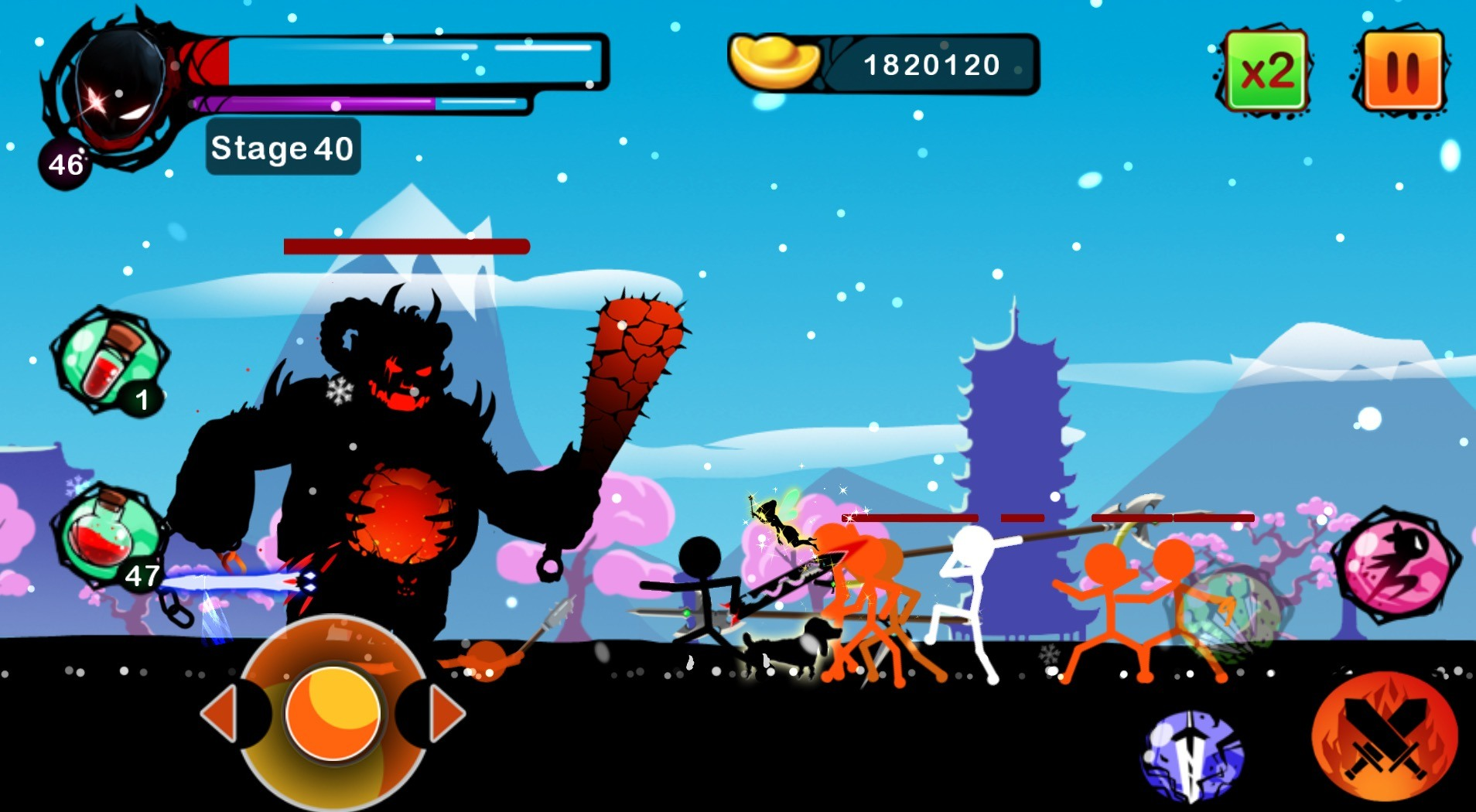 21 Free Offline Action Games for Android | Android apps for