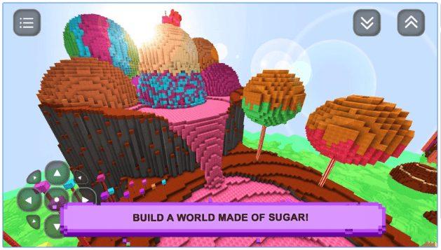 Sugar Girls Craft app