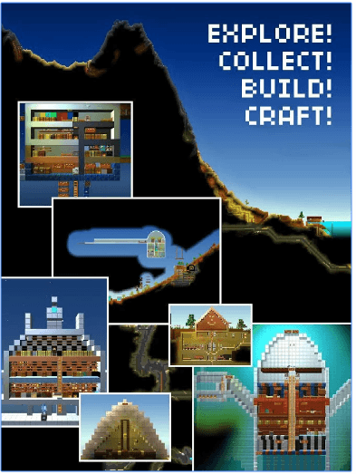 Best Crafting And Building Games For Android Android Apps For - Minecraft explore spiele