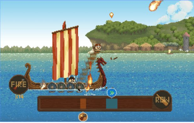 The Last Vikings app