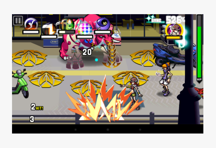 world ends with you android