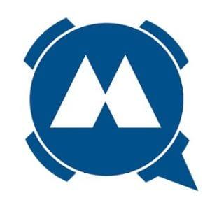 CB TALK logo