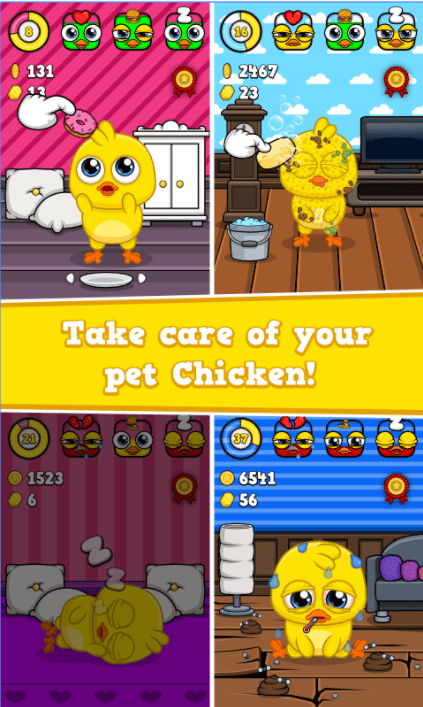 My Chicken - Virtual Pet Game 1