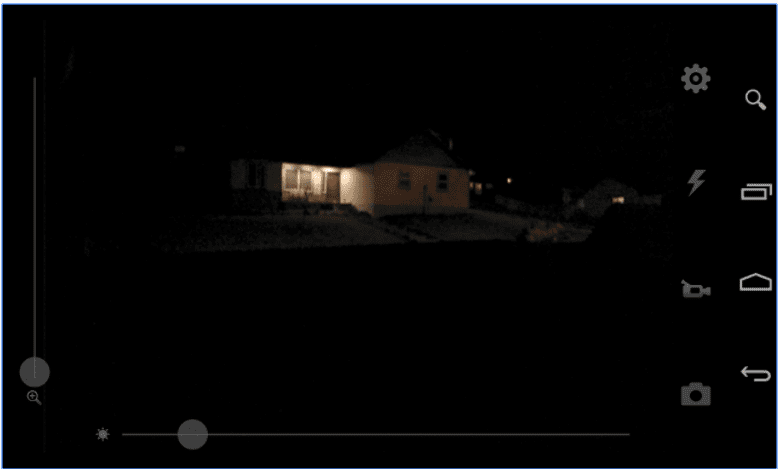 Night Vision Video Recorder app
