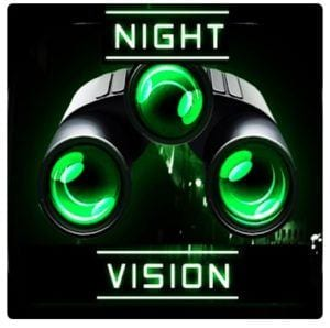 Thermal Night Vision Color Filter Effect Camera logo
