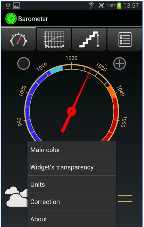 vBarometer