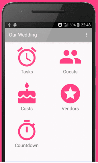 Wedding Planner App.10 Best Wedding Planner Apps For Android Android Apps For Me