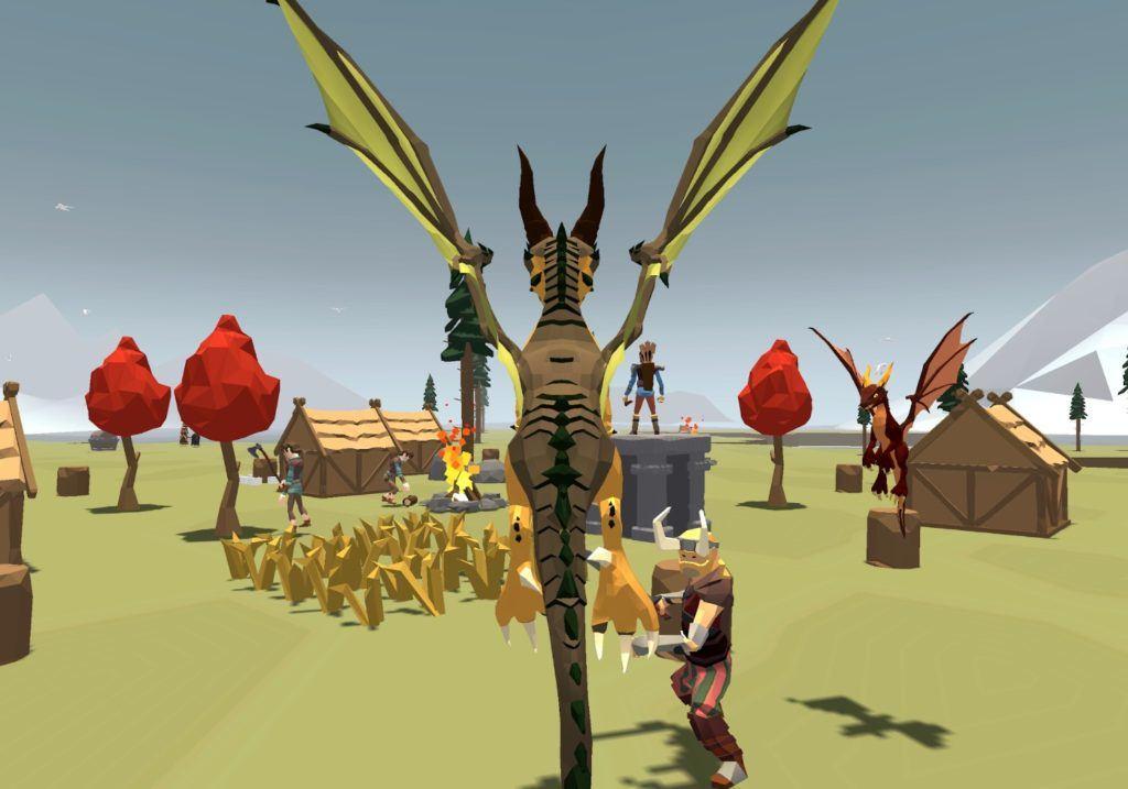 Viking Village app